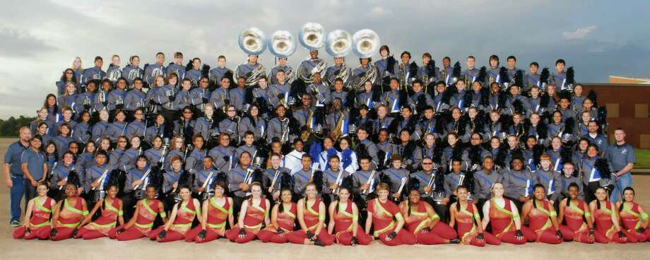The Lamar Consolidated High School Band is set to perform at this year's Alamo Bowl. Photo: Provided By Lamar Consolidated High School