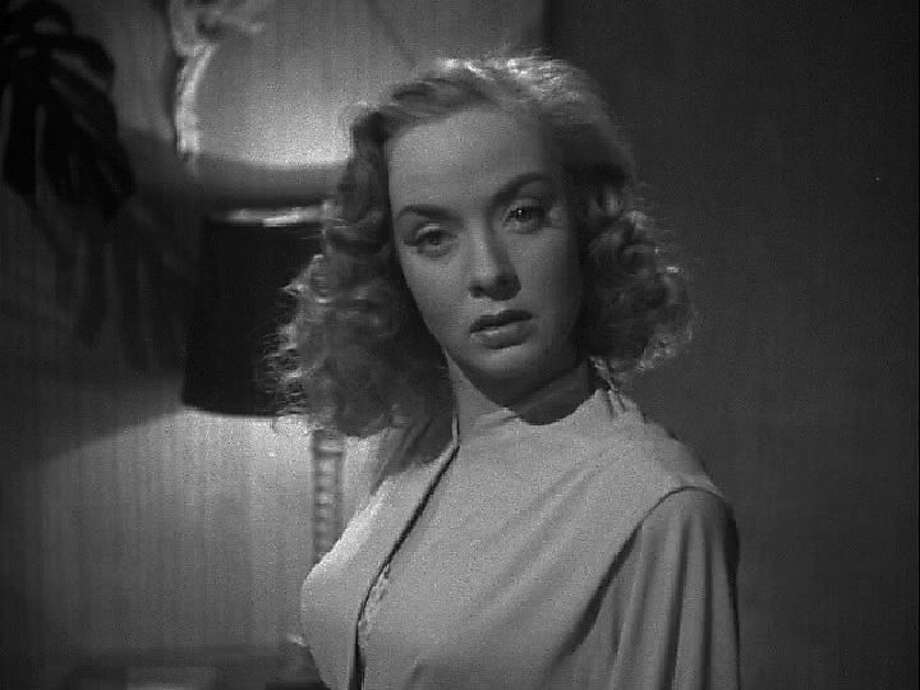 "Audrey Totter in 1947's ""Lady in the Lake."" Photo: Warner Home Video"