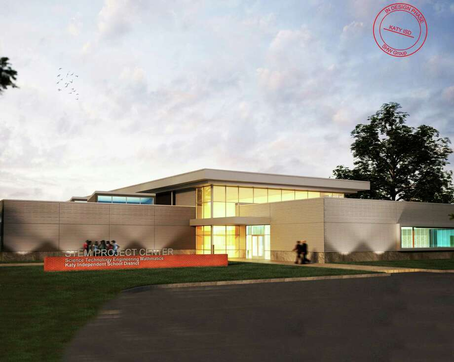 The Katy Independent School District proposed Science, Technology, Engineering and Math Center will be located next to Miller Career and Technology Center. Photo: Luis Ayala