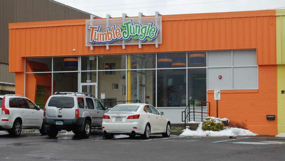 Tumble Jungle, a 12,000-square-goot children's gym and play area, has opened at 111 Blackrock Turnpike. Photo: Contributed Photo / Fairfield Citizen contributed