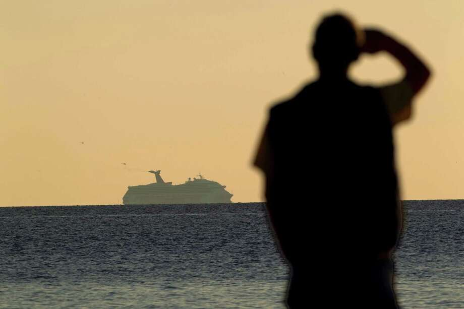 Cruising is competitive with typical land vacations, in Scott Burns' view. More than 14 million people took cruises in 2010, compared with the 39.7 million who visited Las Vegas. Photo: Johnny Hanson, Staff / © 2013  Houston Chronicle
