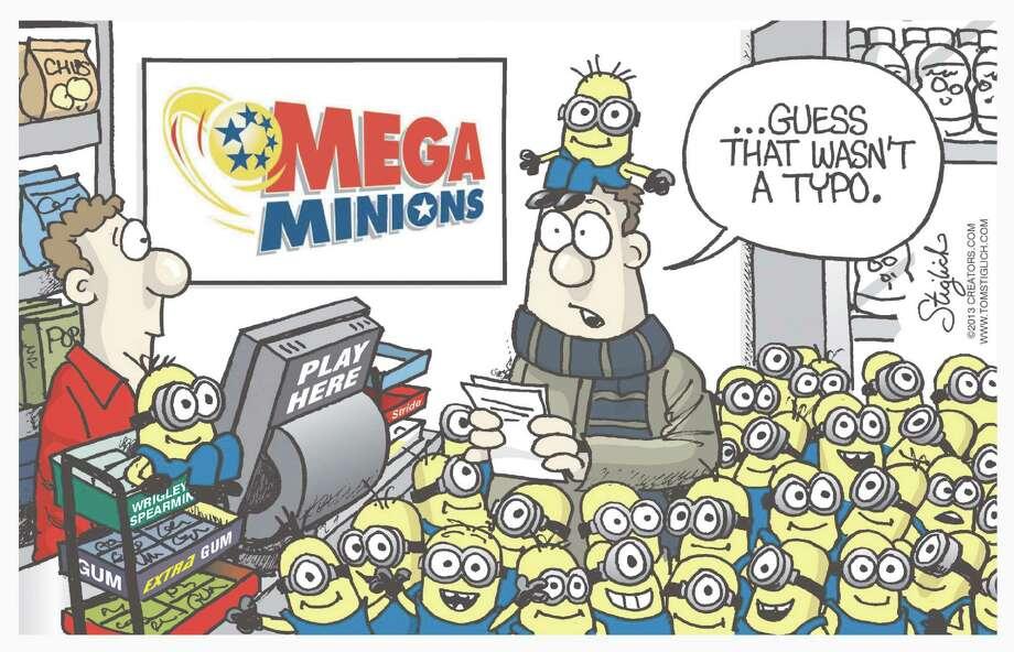 Mega-minions