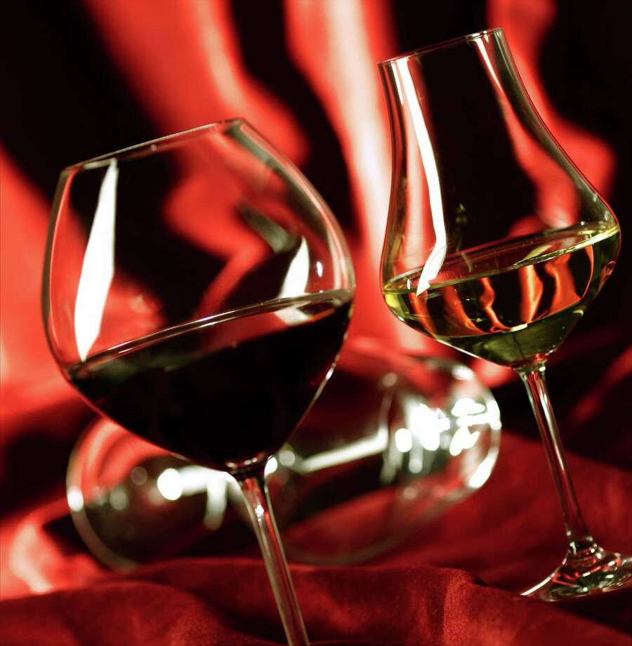 Wine glasses from fotolia. Photo: Aalf CAESTECKER / handout / stock agency