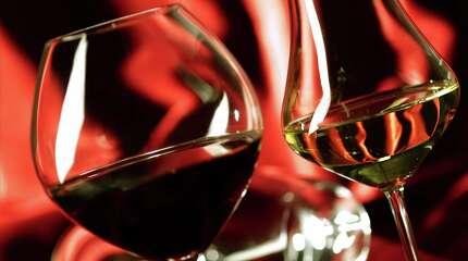 Wine glasses from fotolia.