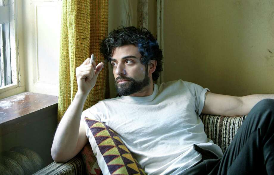"Oscar Isaac  plays the title character in ""Inside Llewyn Davis,"" a new film from Joel and Ethan Coen. Photo: Alison Rosa, HOEP -end- / CBS FIlms"