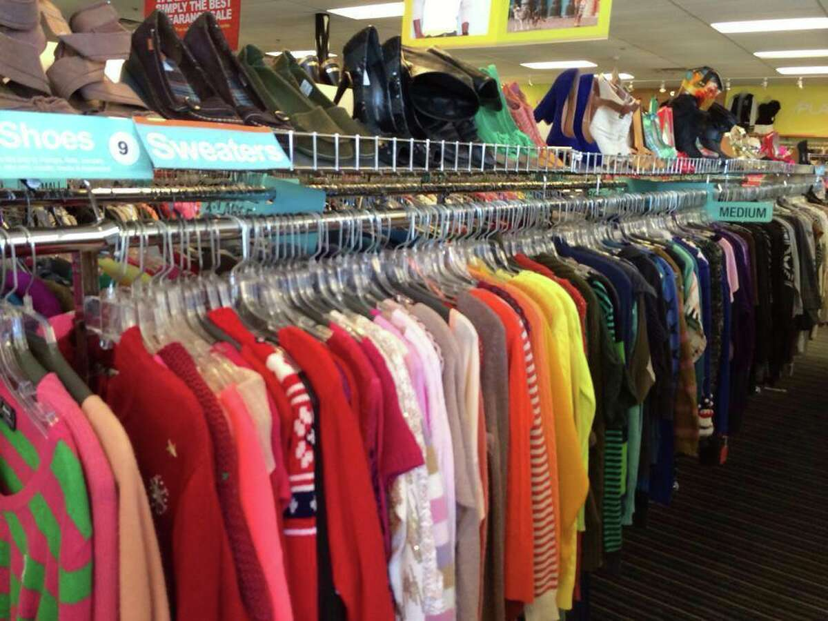 Plato's Closet , 3277 Southwest Freeway, is another clothing store that will buy your gently used duds.