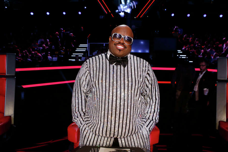 "THE VOICE -- ""Live Finale"" Episode 519B -- Pictured: CeeLo Green -- (Photo by: Trae Patton/NBC) Photo: NBC, Trae Patton/NBC / 2013 NBCUniversal Media, LLC"