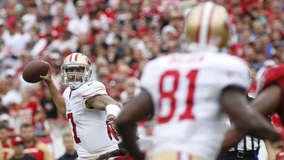 3. 49ers (10-4) Last week: 5After their 1-2 start, the 49ers have won nine of 11, including their last four. They finish against Atlanta and Arizona. Photo: Reinhold Matay, Associated Press