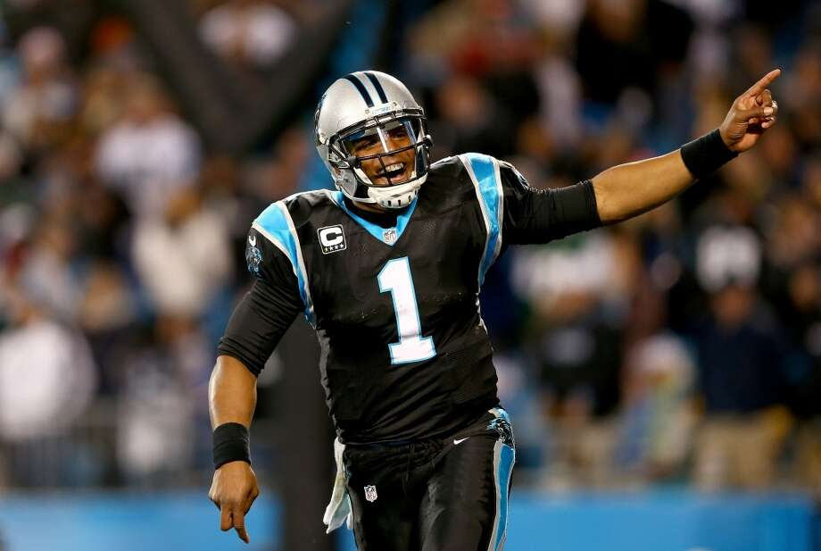 5. Panthers (10-4) Last week: 8  The Panthers have won nine of 10 games. If they beat New Orleans and Atlanta, they'll win the NFC South over the Saints. Photo: Streeter Lecka, Getty Images