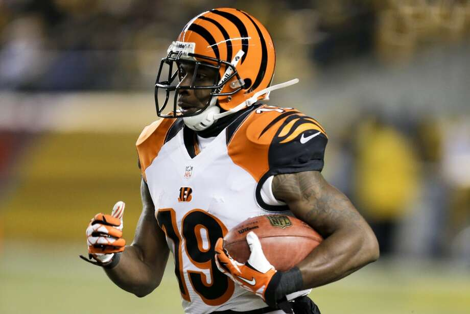 9. Bengals (9-5) Last week: 6  The Bengals finished 3-5 on the road. They're 6-0 at home, with games remaining against Minnesota and Baltimore. Photo: Gene J. Puskar, Associated Press
