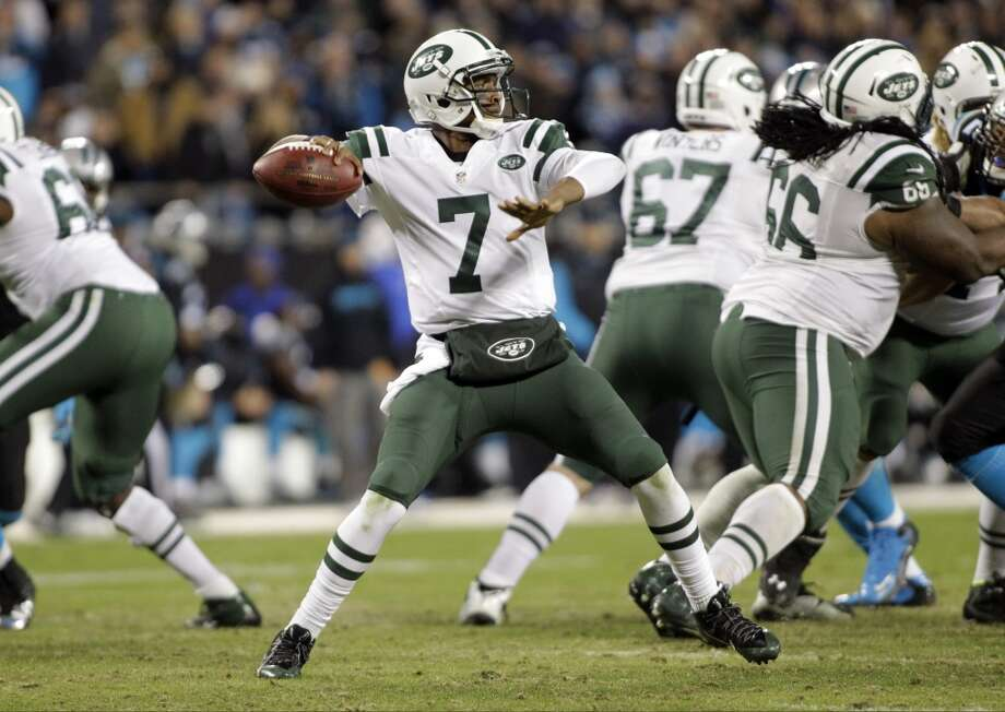 21. Jets (6-8) Last week: 23  If the Jets lose their last two games to Cleveland and Miami, it'll be their second consecutive 6-10 finish, and Rex Ryan could be fired. Photo: Bob Leverone, Associated Press