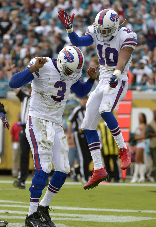22. Bills (5-9) Last week: 26  Led by Mario Williams (12), the Bills continue to lead the NFL with 49 sacks. They have four players with at least eight sacks. Photo: Phelan M. Ebenhack, Associated Press