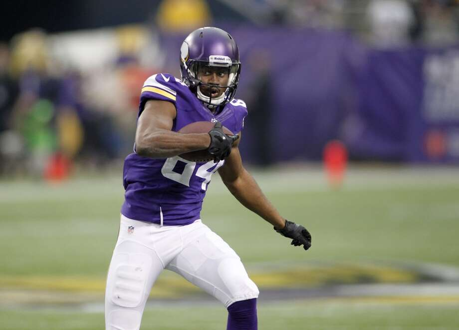 23. Vikings (4-9-1) Last week: 27Matt Asiata is the first player since quarterback Daunte Culpepper (2000) to rush for his first three touchdowns in his first start. Photo: Andy King, Associated Press