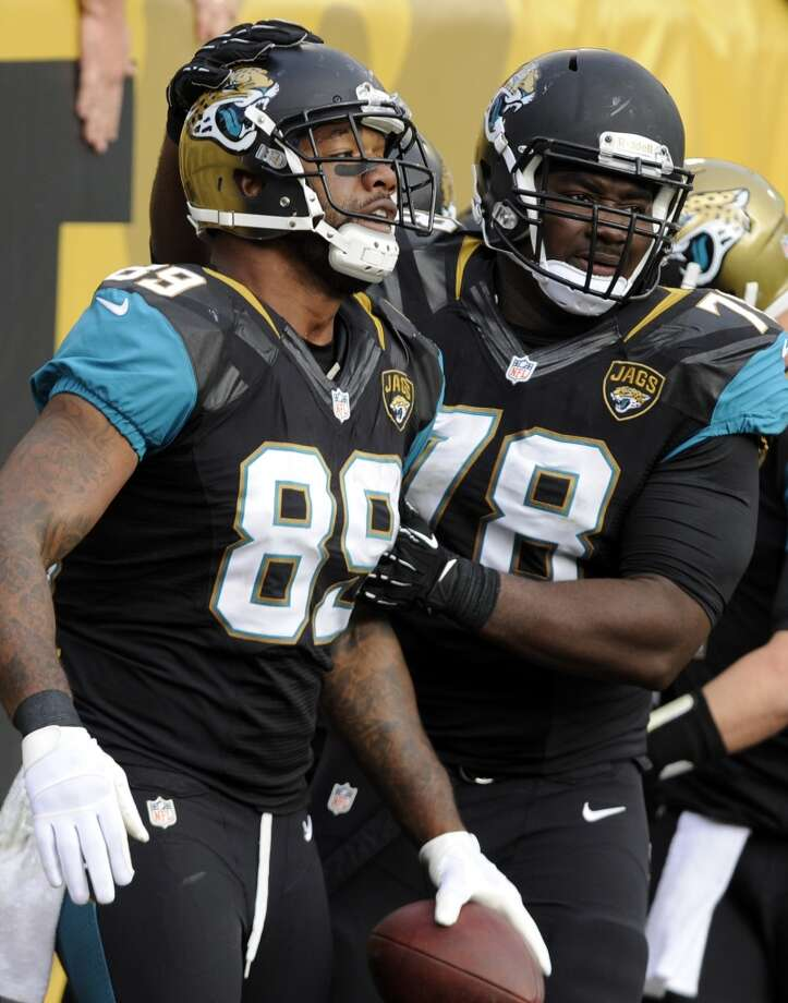 27. Jaguars (4-10) Last week: 23  The Jaguars were on a roll until they blew their last game at home to Buffalo. Now they're trying to sweep Tennessee and win four of five. Photo: Stephen Morton, Associated Press