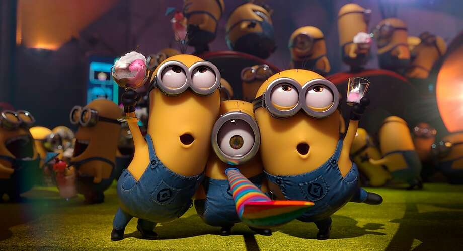 """Sequels, such as """"Despicable Me 2,"""" fueled Hollywood's biggest summer ever at the box office. Photo: Universal Pictures"""