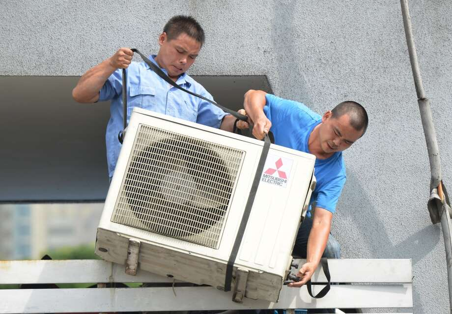 9. Heating and coolingCustomer cursing: 1 in every 215 conversations. Photo: AFP/Getty Images