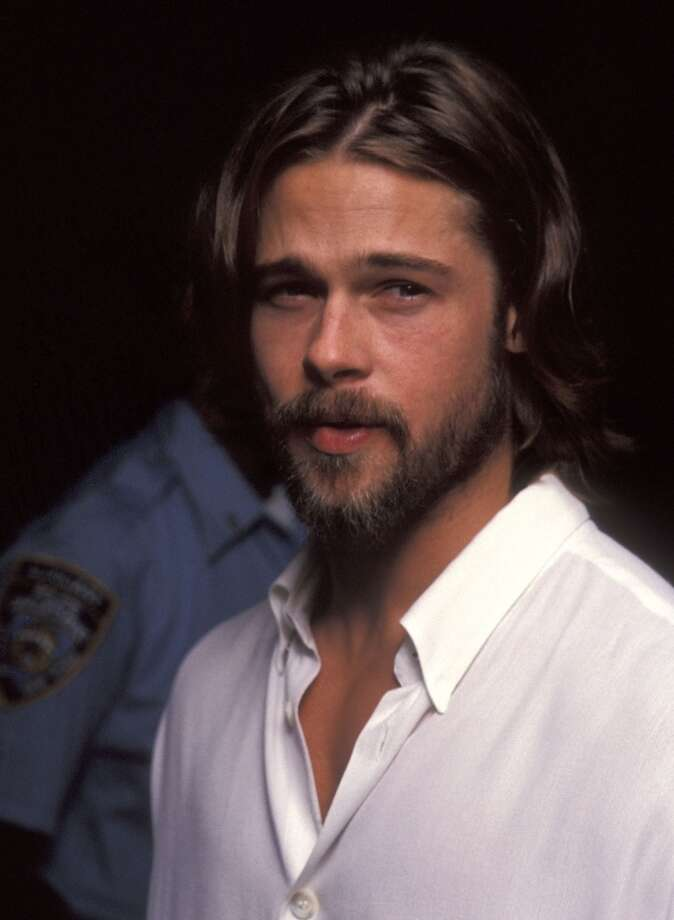 Brad Pitt still does beards, but sadly they are not THIS beard. Photo: Ron Galella, Ltd., WireImage