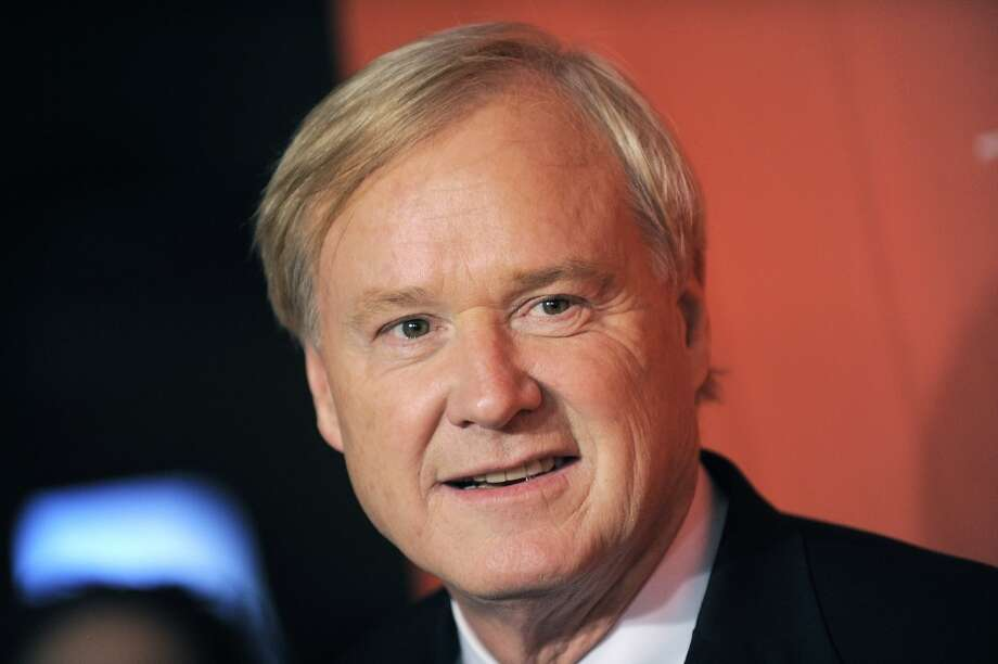 Like Fox News' Bill O'Reilly, MSNBC's Chris Matthews has dished out plenty of controversial comments over the years. Recently, Matthews stated he was glad Hurricane Sandy hit because it helped boost US President Barack Obama to a second term. Fox News quickly pounced on his comments and Matthews later apologized. (AP Photo/Evan Agostini) Photo: Evan Agostini, Associated Press