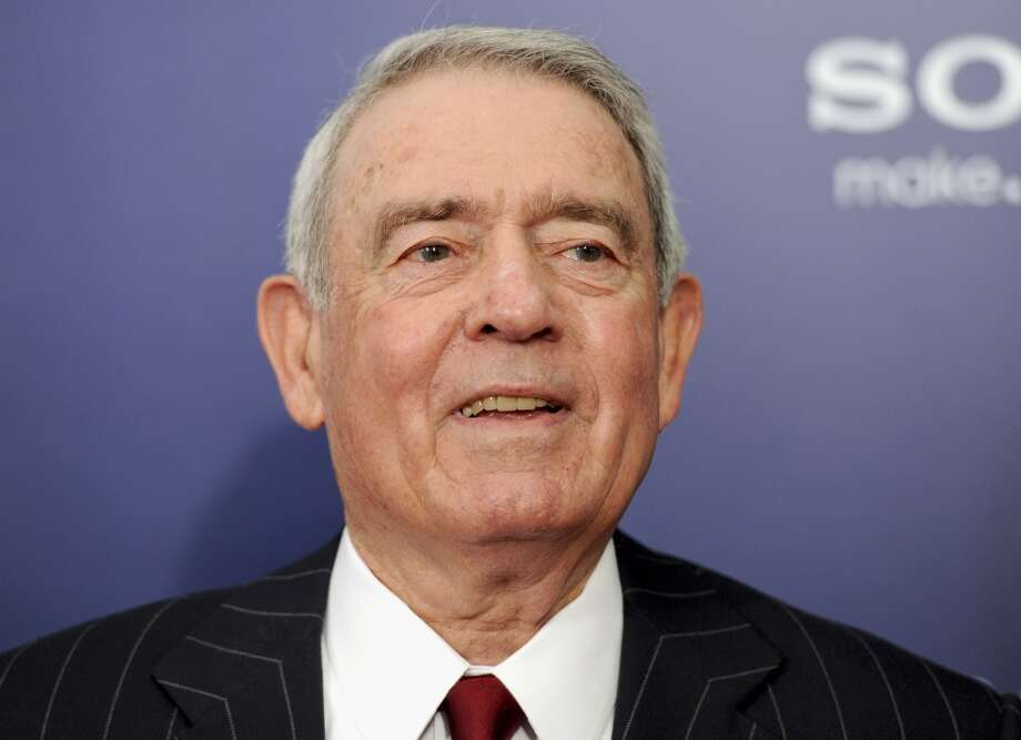 Dan Rather was the anchor of CBS Evening News for 20+ years until a story critical of then US President George W. Bush's military record was retracted because a source reportedly misled the news staff.  Rather later filed a lawsuit against the network and retired from the show. (AP Photo/Evan Agostini, File) Photo: Evan Agostini, Associated Press