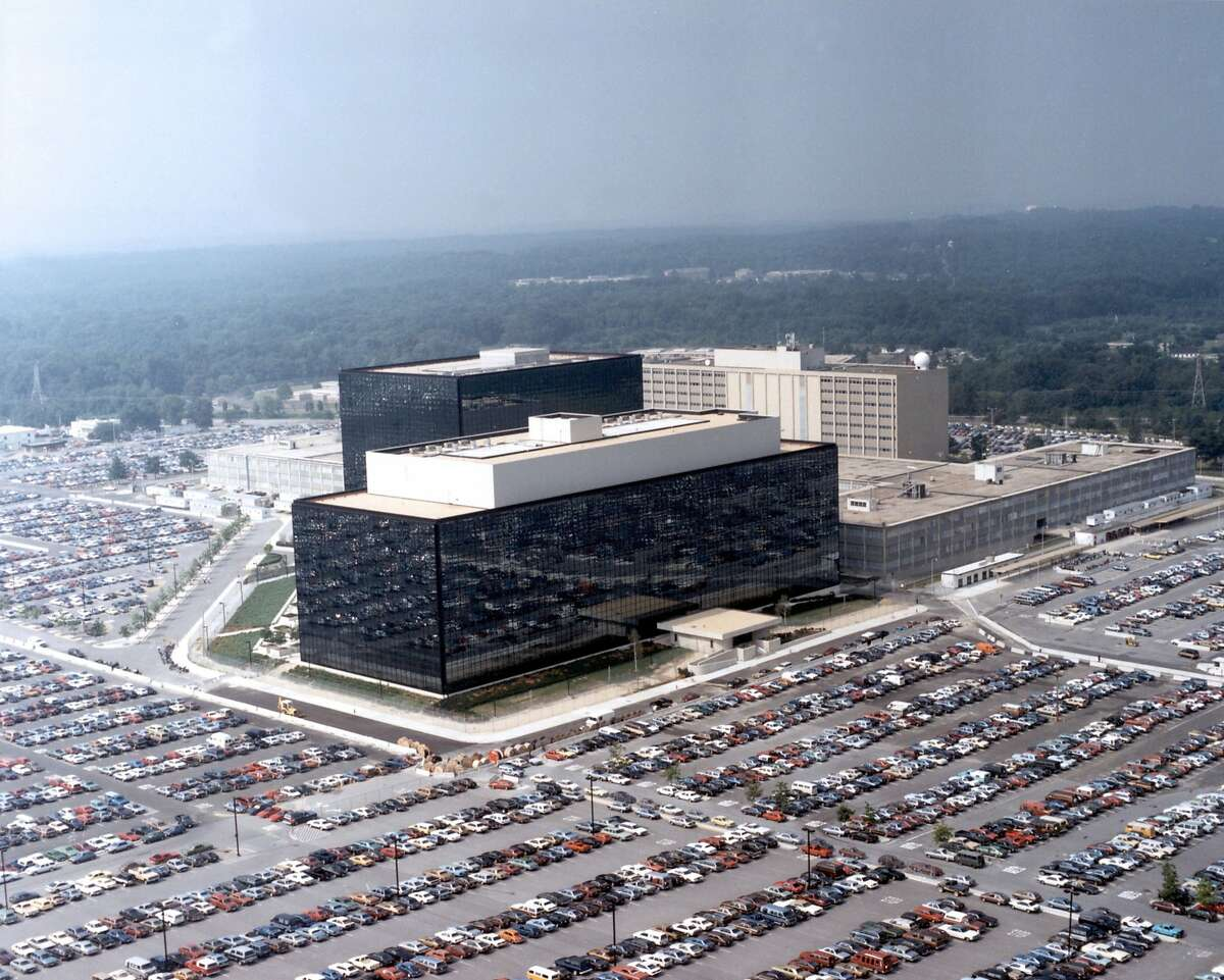 FILE - DECEMBER 18, 2013: It was reported that the White House will release a report recommending reforms to government surveillance practices December 18, 2013. FT. MEADE, MD - UNDATED: (FILE PHOTO) This undated photo provided by the National Security Agency (NSA) shows its headquarters in Fort Meade, Maryland. The NSA has been secretly collecting the phone call records of millions of Americans, using data provided by telecom firms AT&T, Verizon and BellSouth, the newspaper USA Today reported on May 11, 2006. (Photo by NSA via Getty Images)