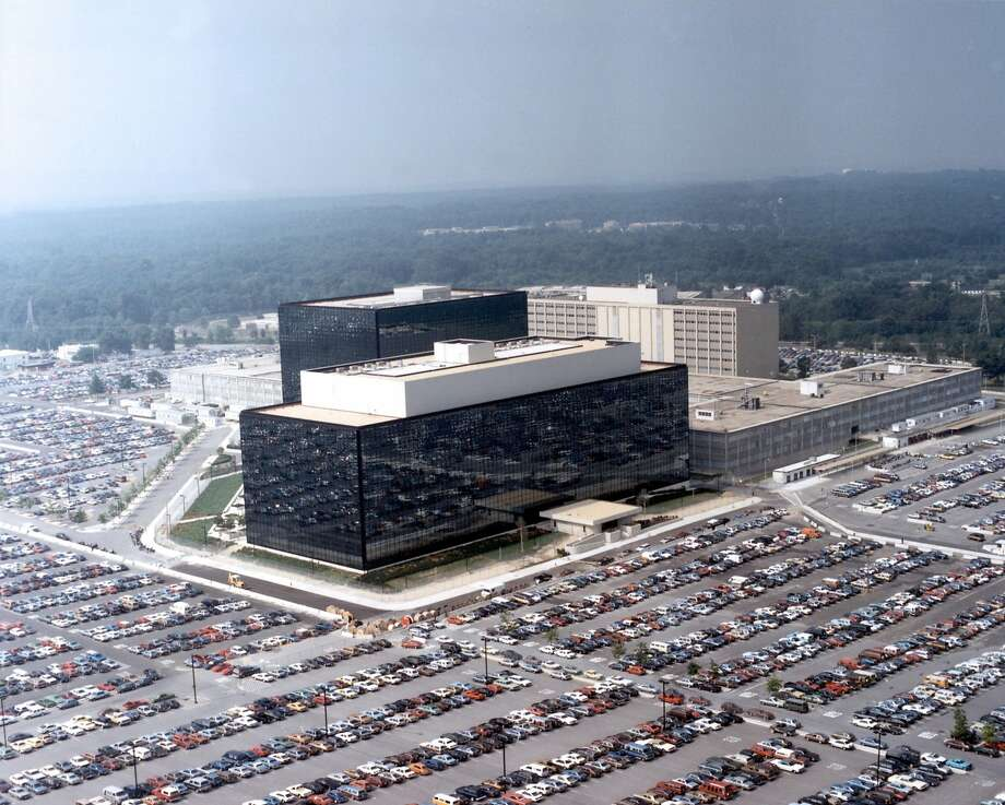 National Security Agency headquarters in Fort Meade, Md. Photo: Handout, Getty Images