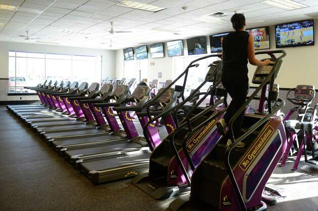 machine at planet fitness