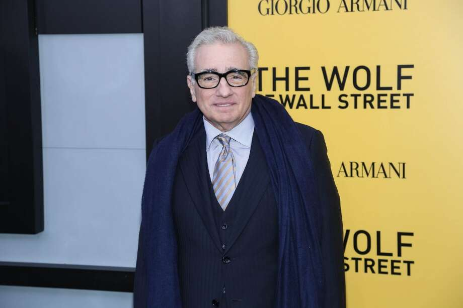 "Director Martin Scorsese attends the ""The Wolf Of Wall Street"" premiere at Ziegfeld Theater on December 17, 2013 in New York City. Photo: Rob Kim, Getty Images"