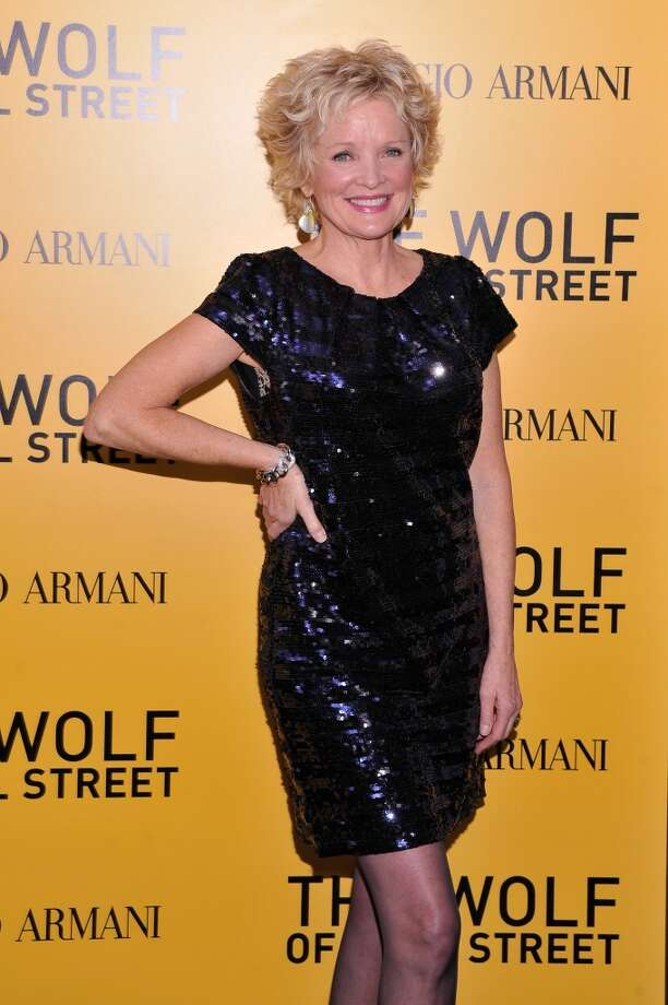 "Actress Christine Ebersole attends Giorgio Armani Presents: ""The Wolf Of Wall Street"" world premiere at the Ziegfeld Theatre on December 17, 2013 in New York City. Photo: Stephen Lovekin, Getty Images For Giorgio Armani"