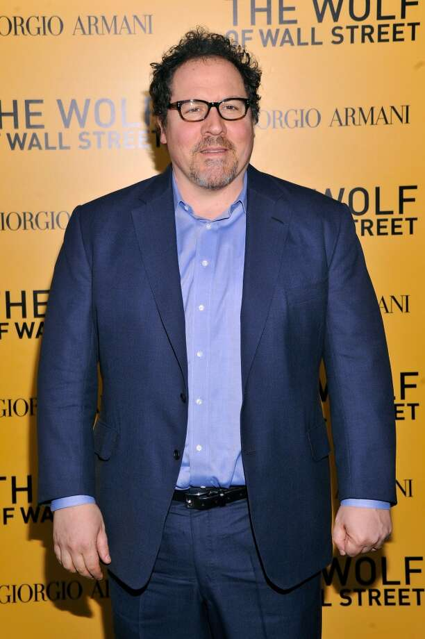 "Jon Favreau attends Giorgio Armani Presents: ""The Wolf Of Wall Street"" world premiere at the Ziegfeld Theatre on December 17, 2013 in New York City. Photo: Stephen Lovekin, Getty Images For Giorgio Armani"