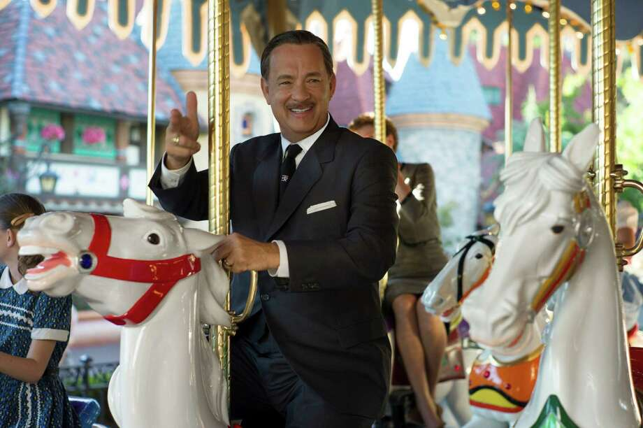 "This image released by Disney shows Tom Hanks as Walt Disney in a scene from ""Saving Mr. Banks."" (AP Photo/Disney, Francois Duhamel)  ORG XMIT: NYET627 Photo: Francois Duhamel / Disney"