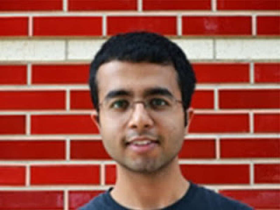 Memorial High School senior Rajat Mehndiratta had perfect scores on the ACT and SAT. Photo: Provided By Spring Branch Independent School District