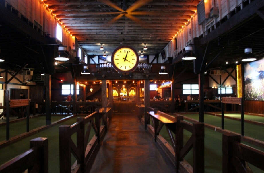 Von Trapp's is another sister restuarant of Stoneburner's. The Capitol 