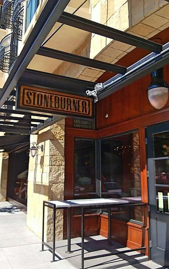 Stoneburner, located on the ground floor of Hotel Ballard, serves pizza,