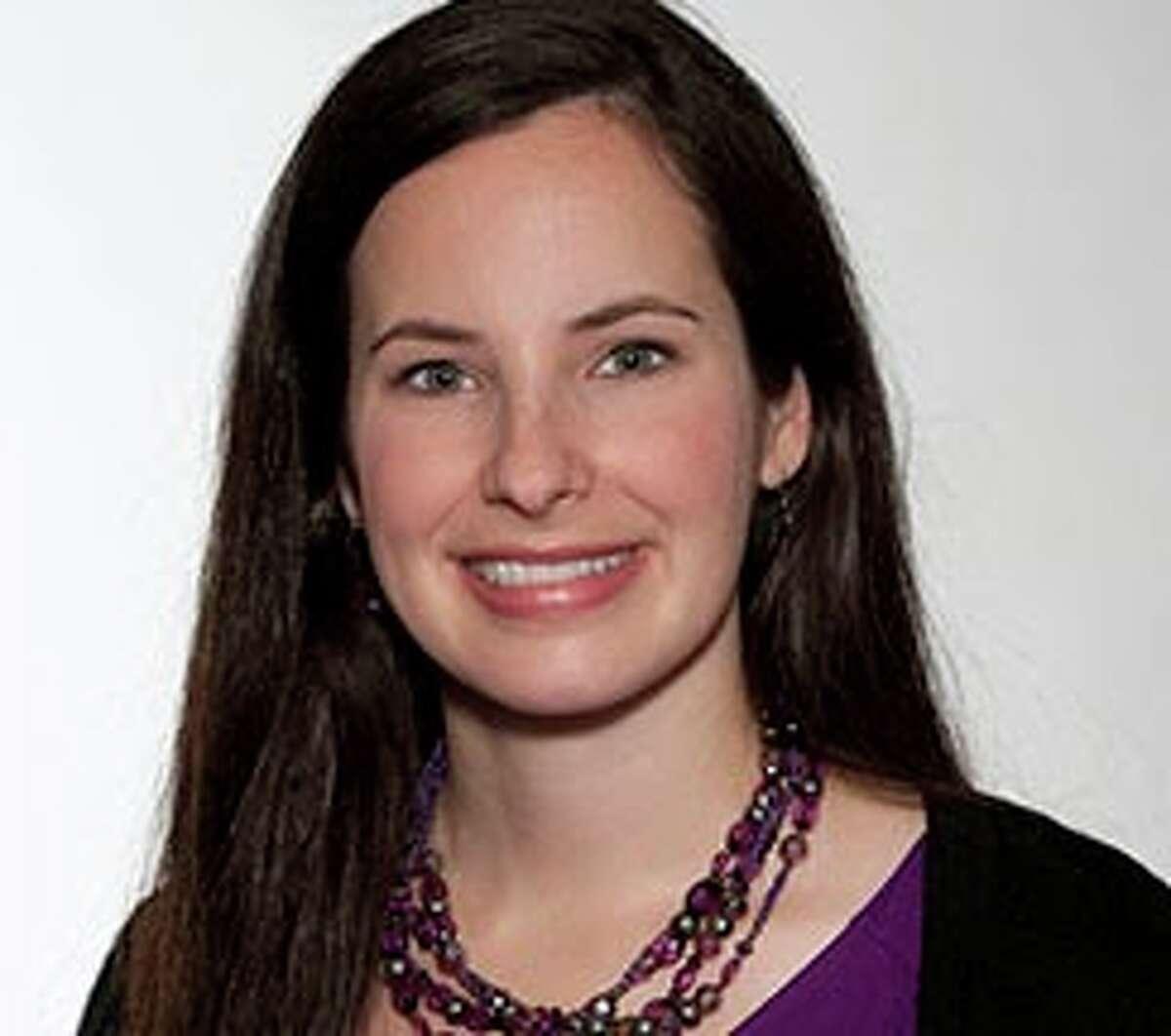 Ashley England received her alternative teacher certification from LeTourneau University.