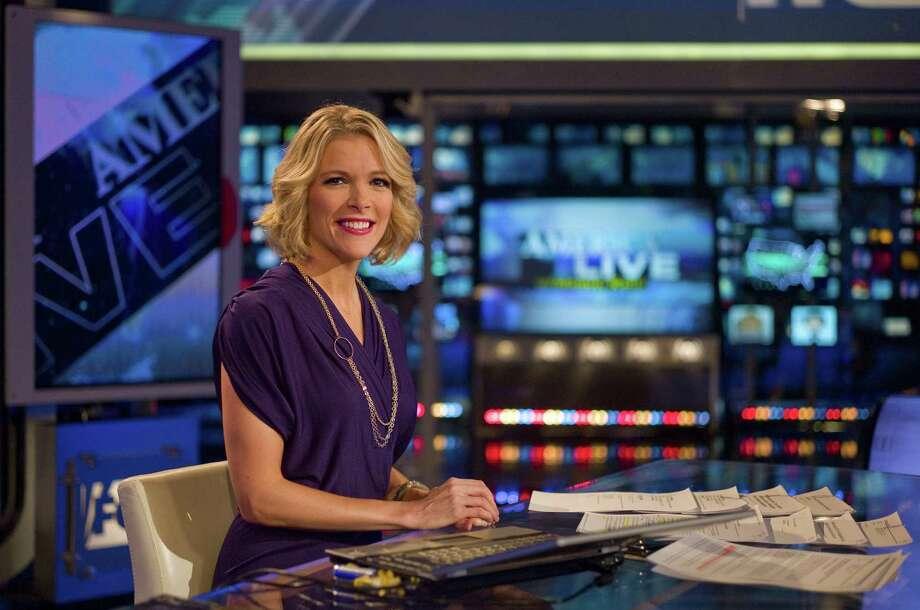"Megyn Kelly, Fox News commentatorTime calls Kelly ""an authoritative force in cable news."" Photo: Robert Caplin / New York Times / NYTNS"