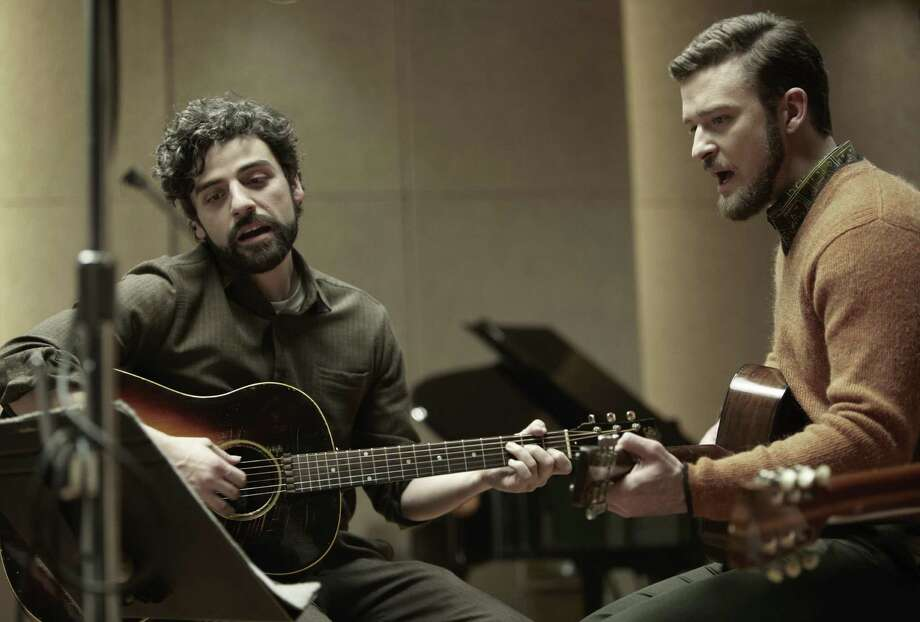 "Alt-film darling ""Inside Llewyn Davis,"" a Coen brothers film got no live and neither did Oscar Isaac (left) who plays the title character.  Photo: CBS Films / CBS FIlms"