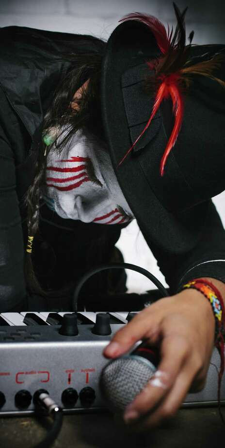 "Saakred's album ""Fli Hy"" will debut Friday at The Collective. Photo: Darren Abate / / Copyright: Darren Abate/pressphotointl.com"