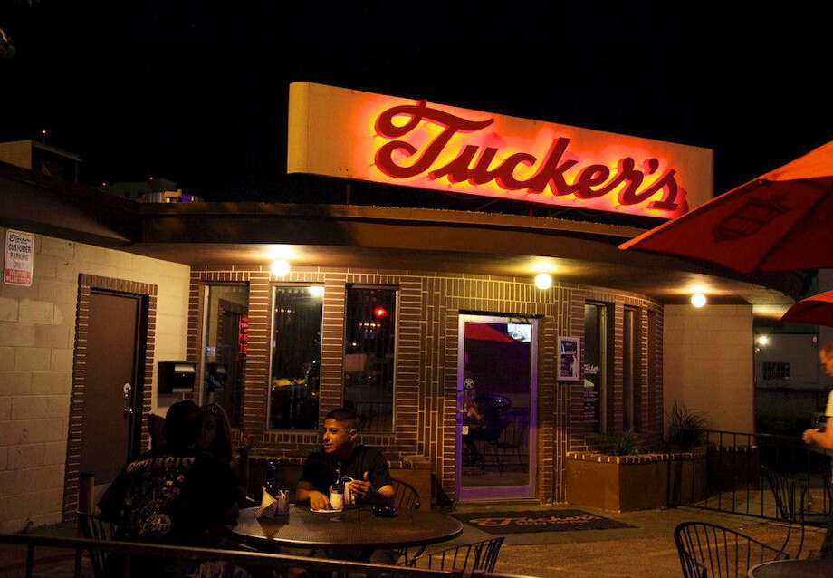 1. Tucker's Kozy Korner has old school charm with modern day eats and beats. You can find soul, jazz, and funk most nights of the week. Plus amazing burgers, wings and sweet potato fries from Attaboy. Photo: Express-News File Photo / SAN ANTONIO EXPRESS-NEWS