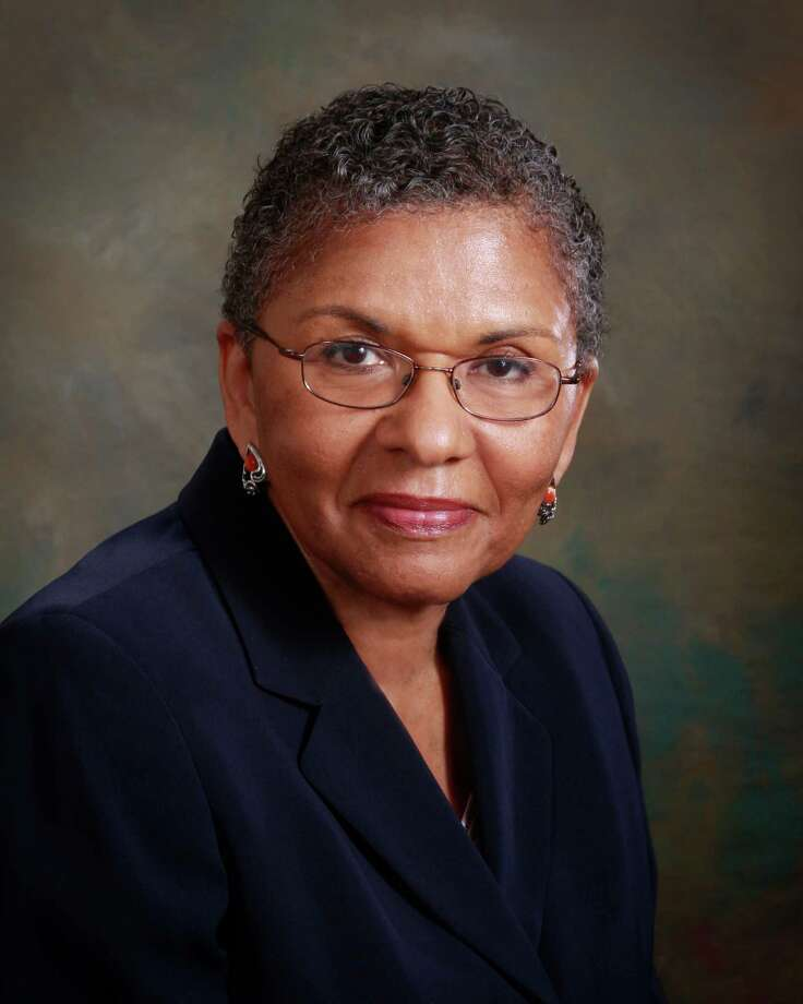 Margo Hilliard Alford joined the Harris Health System in 1988. Photo: Courtesy Of Harris Health System
