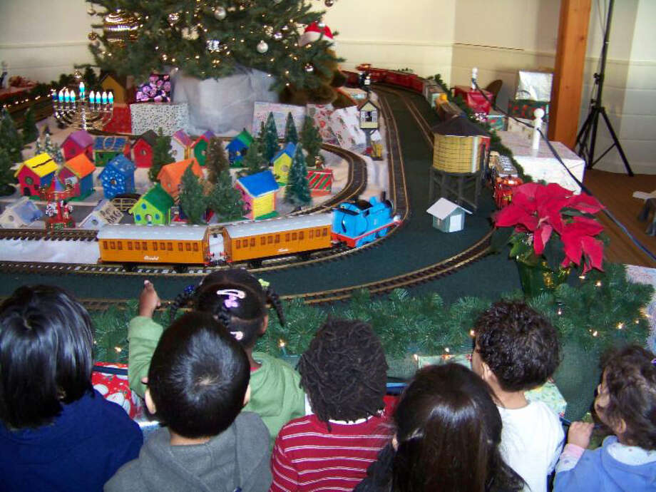 In conjunction with its current train show, the Fairfield Museum will host a Terrific Trains workshop for 6 to 10 year olds on Monday, Dec. 30. Photo: Contributed Photo / Connecticut Post Contributed