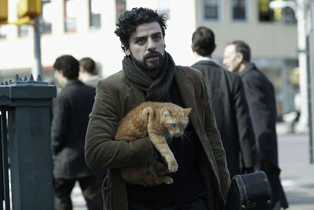 Oscar Isaac in Joel and Ethan Coen?•s INSIDE LLEWYN DAVIS.