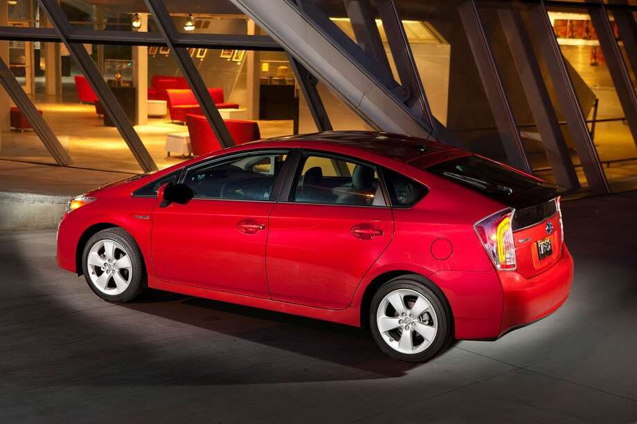 The Prius has been a solid hit for Toyota, selling more than 3 million worldwide since its introduction nearly 15 years ago. Photo: Courtesy Toyota