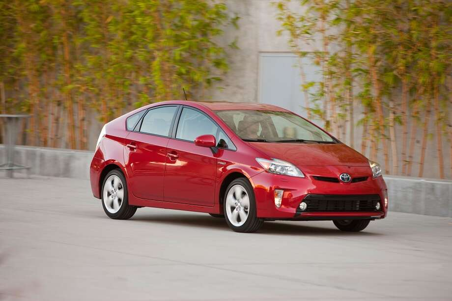 The Prius retail prices range from about $21,000 to more than $27,000. Optioned up, as many of the cars are, a Prius can cost nearly $30,000. Photo: Courtesy Toyota