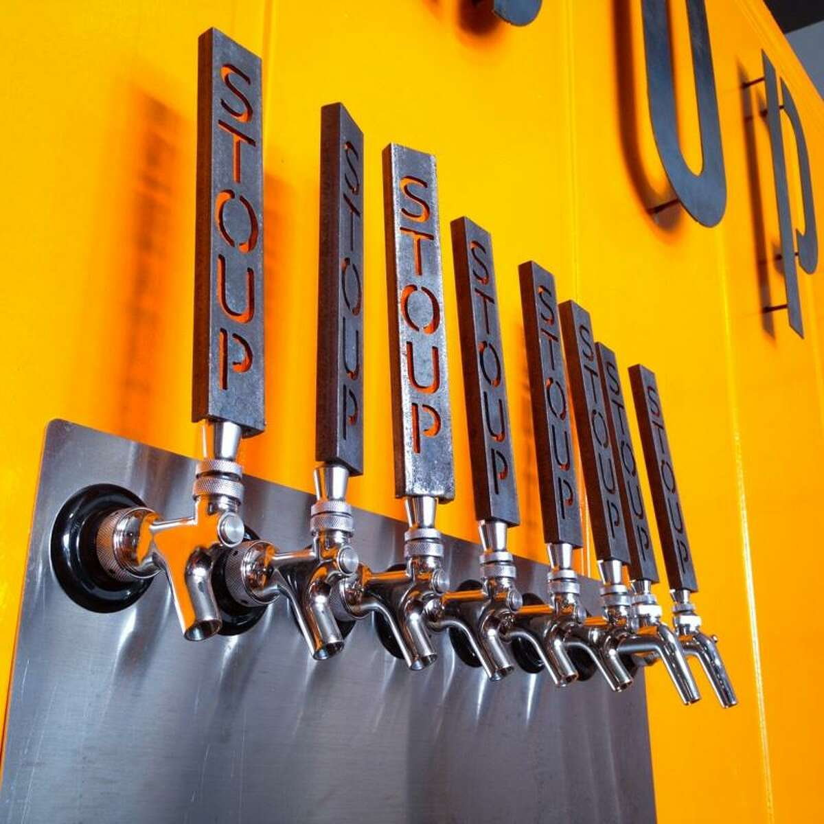 Stoup , one of the bajillion new microbrewery/tasting rooms in Ballard, opened in October. Its cozy, trendy tap room cuts down on the industrial feel of other like breweries and, like other local tap rooms, brings in a rotation of local food trucks to complement the local pours. Stoup offers an India Session Ale, Northwest Red, Weissbier and IPA, among other brews.