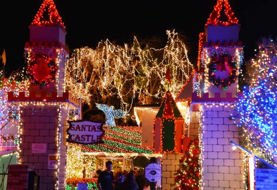 352 Hillcrest Ave. Livermore, Alameda County, 94550 - For more than 30  years, Deacon Dave's house has been the largest display of lights in the Bay Area.  This year, its adorned with over 372,250 Lights. Lines to see the display can be over an hour on busy days before Christmas. Plan accordingly. Photo: Courtesy Of Jeanie Haigh
