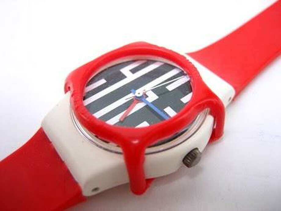 Wrist watches and Swatch guards (sgboutique)