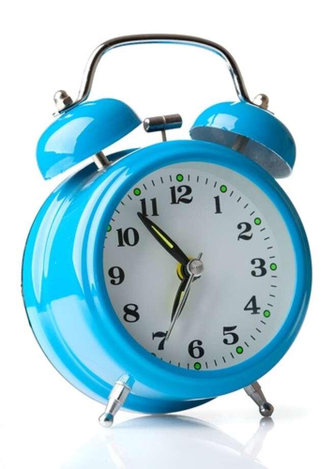 Analog clocks (Shutterstock / Alex Staroseltsev)