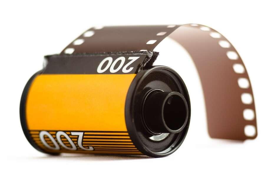 Camera film (Shutterstock / Samokhin)