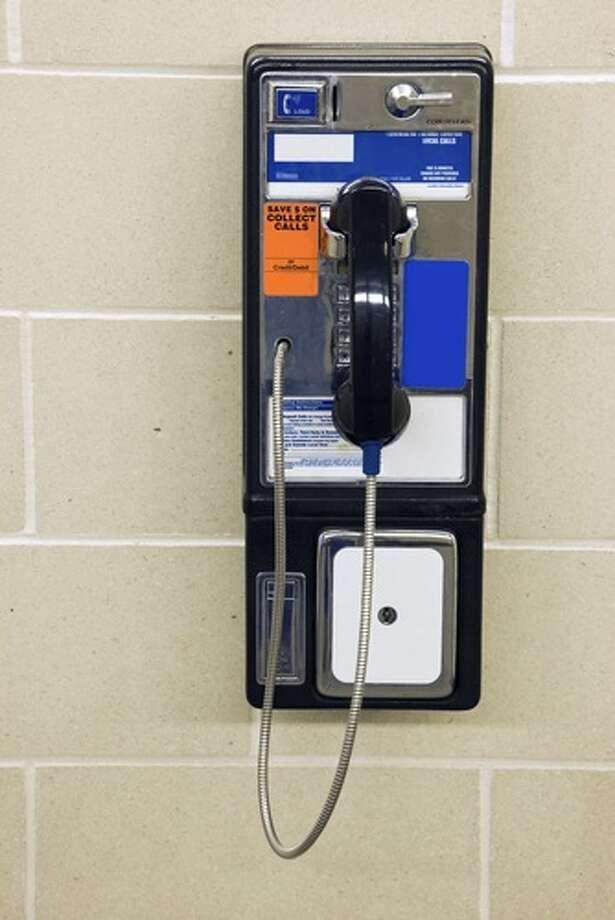 Pay phones (Shutterstock / Henry Sadura)
