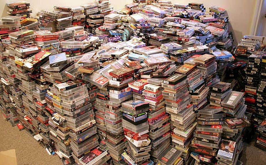 VHS tapes (Flickr / Rishabh Mishra)